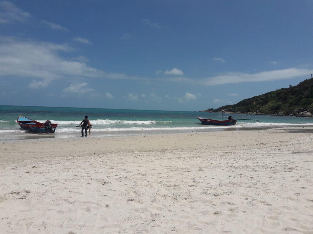 Thailand Strand Backpack Backpacking Asien warme Länder Sommerschlafsack leicht