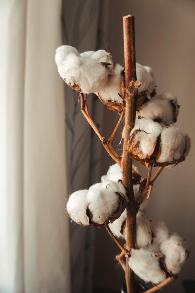 Material Baumwolle für Hüttenschlafsack des Outdoor Anbieter Kjell SPORTS