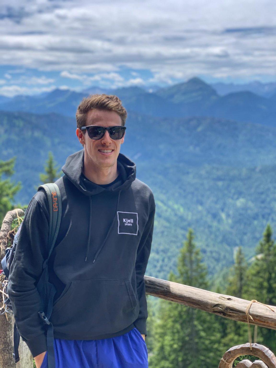 Kjell SPORTS Leidenschaft Qualität Hochwertige Produkte ideal zum Wandern Outdoor Hütte Berghütte Berge