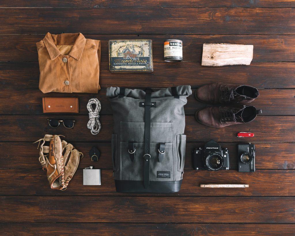 Packliste Rucksack Backpacking Hüttenschlafsack und weitere Outdoorprodukte Kjell SPORTS